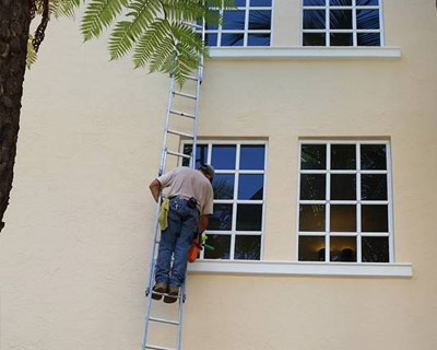 Residential Windows Services - Sanches Windows Cleaning