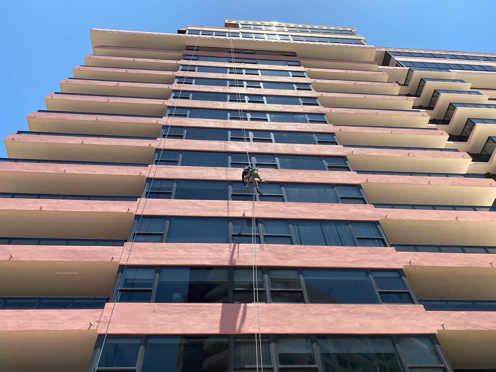 Miami High Rise Window Cleanig