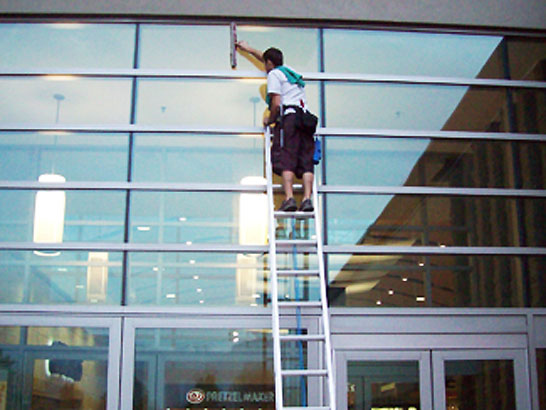 Miami Commercial Window Cleaning